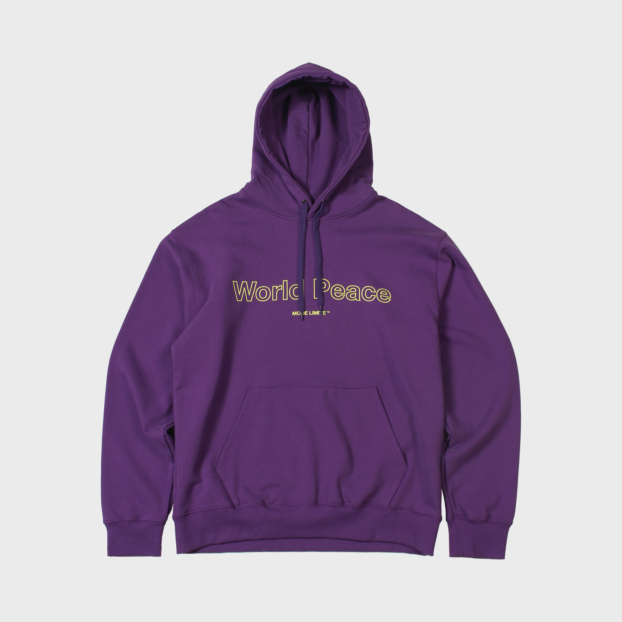 World Peace Hoody Purple