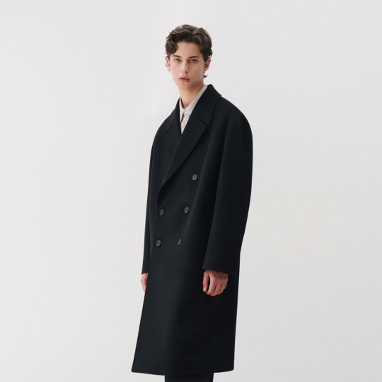 Explorer Double Coat Black 프리오더[한정판매] 25% SALE